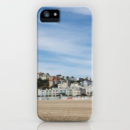 California Beach Homes iPhone Case