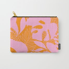 Sunny Tropical Cocktail #tropicalvibes #pattern Carry-All Pouch