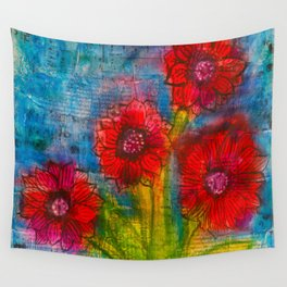 Summertime Fun Wall Tapestry