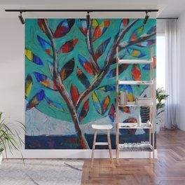 A Magic Tree Wall Mural