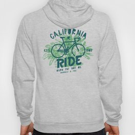 California Bicycle Ride Hoody