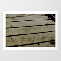 neverland Art Prints featuring Neverland by Faluhsee Photography