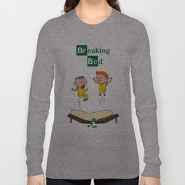 Breaking Bad (Breaking Bad Parody) Long Sleeve T-shirt