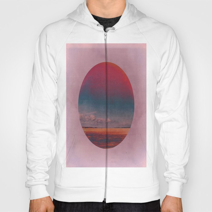 Coloring the Colour in the Sea Hoody
