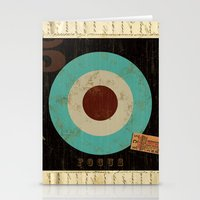 focus Stationery Cards featuring Focus by Michael Jon Watt