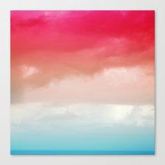 Colorful Landscape Canvas Print