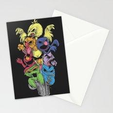 A Sesame Street Thriller Stationery Cards