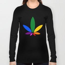 Magic Leaf Long Sleeve T-shirt