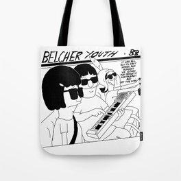 Bob's Burgers x Sonic Youth Tote Bag