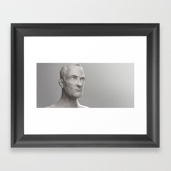 Visions - Dali Framed Art Print