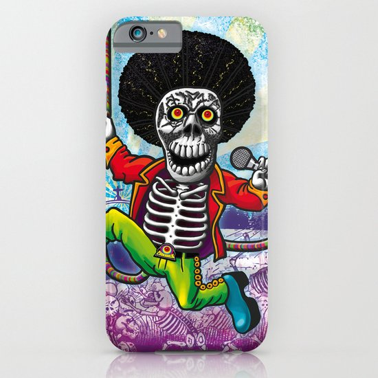Poster Funkadelik iPhone & iPod Case