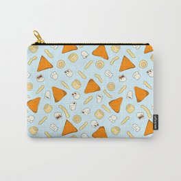 Cheesy Bites Carry-All Pouch