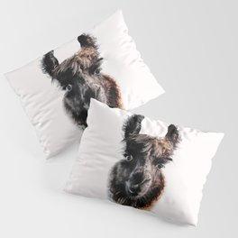 FLUFFY LAMA Pillow Sham