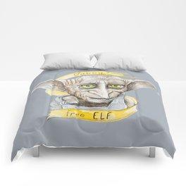 Dobby free Elf Harry Patter Comforters