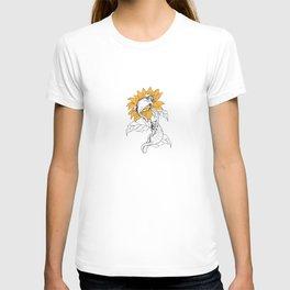 Catflower T-shirt