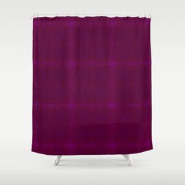 tangled, violet pattern Shower Curtain