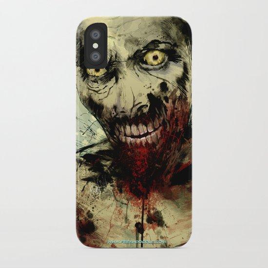 UNDEAD iPhone Case