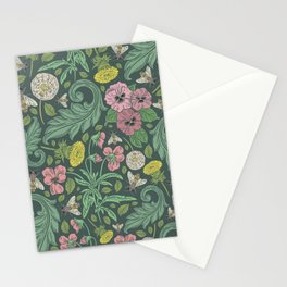 Victorian Garden 4 - Larger Pattern Stationery Cards