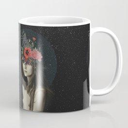 mujer florero Coffee Mug