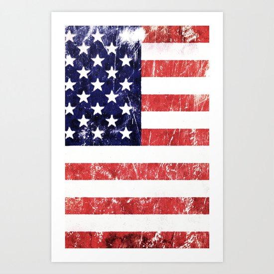 Americana Art Print