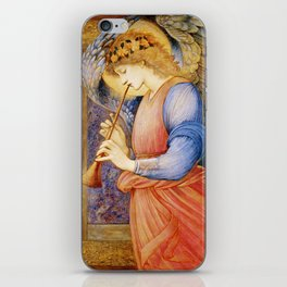 Angel Gabriel Antique Spiritual art iPhone Skin