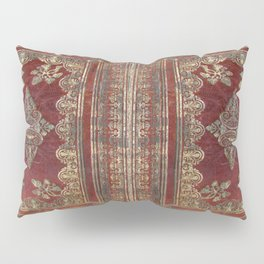 Tarnished Brass Book Cover Pillow Sham