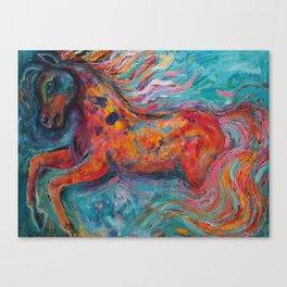 Giddyup Canvas Print