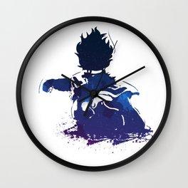 Star Platinum Wall Clock