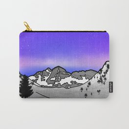 Maroon Bells Landscape Carry-All Pouch
