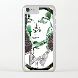 Envy Clear iPhone Case