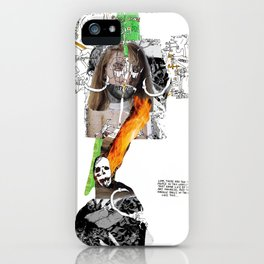CutOuts - 12 iPhone Case
