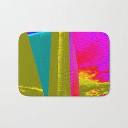 Architectonic in colors Bath Mat