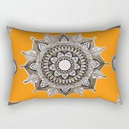 Mandala Pattern Rectangular Pillow