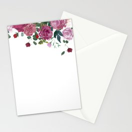 Floral Waterfall Stationery Cards