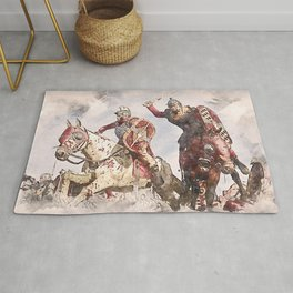Roman Legion Rug