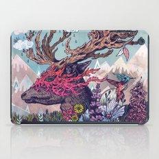 Journeying Spirit (deer) iPad Case