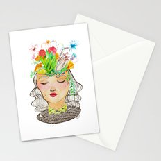 Clutter Brain Stationery Cards
