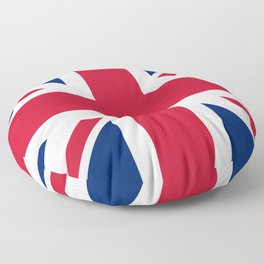 ReFLAGtions of the United Kingdom Floor Pillow