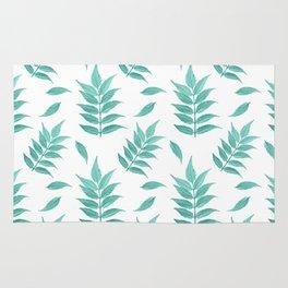 Leaf No.1 Pattern Rug
