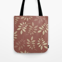 Scattered Leaves Tote Bag