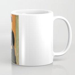 """Amedeo Modigliani """"The Italian Woman"""" Coffee Mug"""