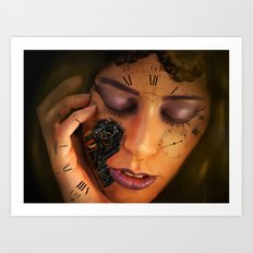 Timeless thoughts Art Print