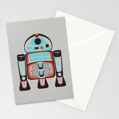 Silver Tenderfoot - Alliance Is Rebellion - R2-D2, wars, star Stationery Cards