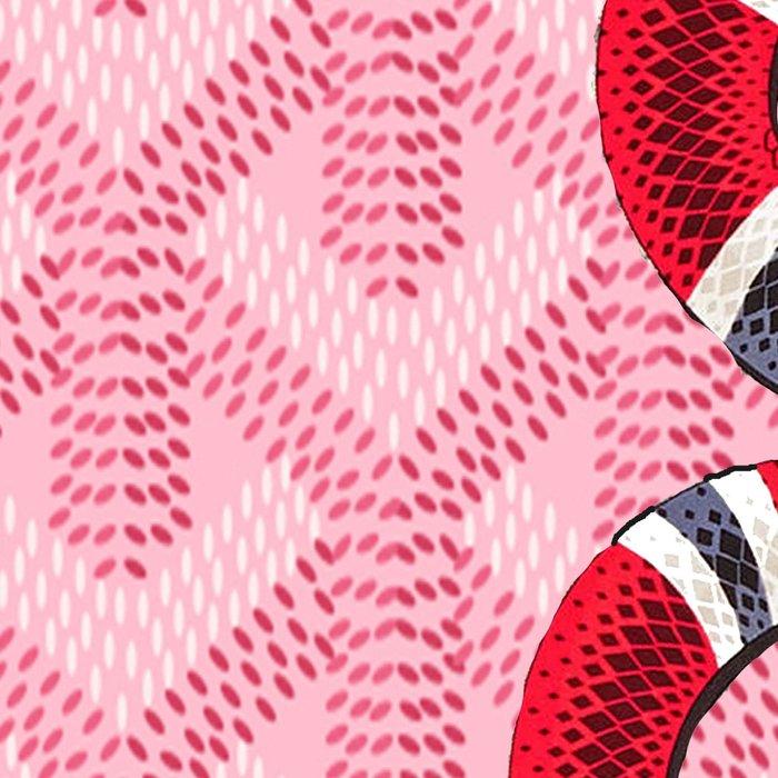 Goyard Pink Guci Leggings