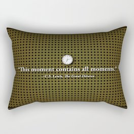 This Moment Rectangular Pillow