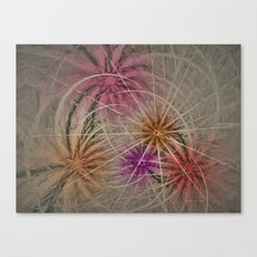 Abstract Happiness Canvas Print
