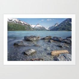 Portage Lake, No. 4 Art Print