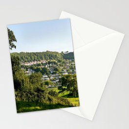 Lyme Regis Landscape Stationery Cards