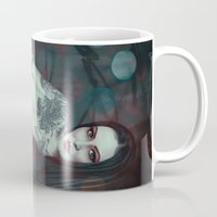 asia Mugs featuring Asia by Sirenphotos