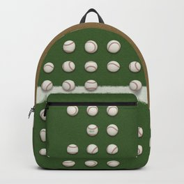 Balls On Field Backpack